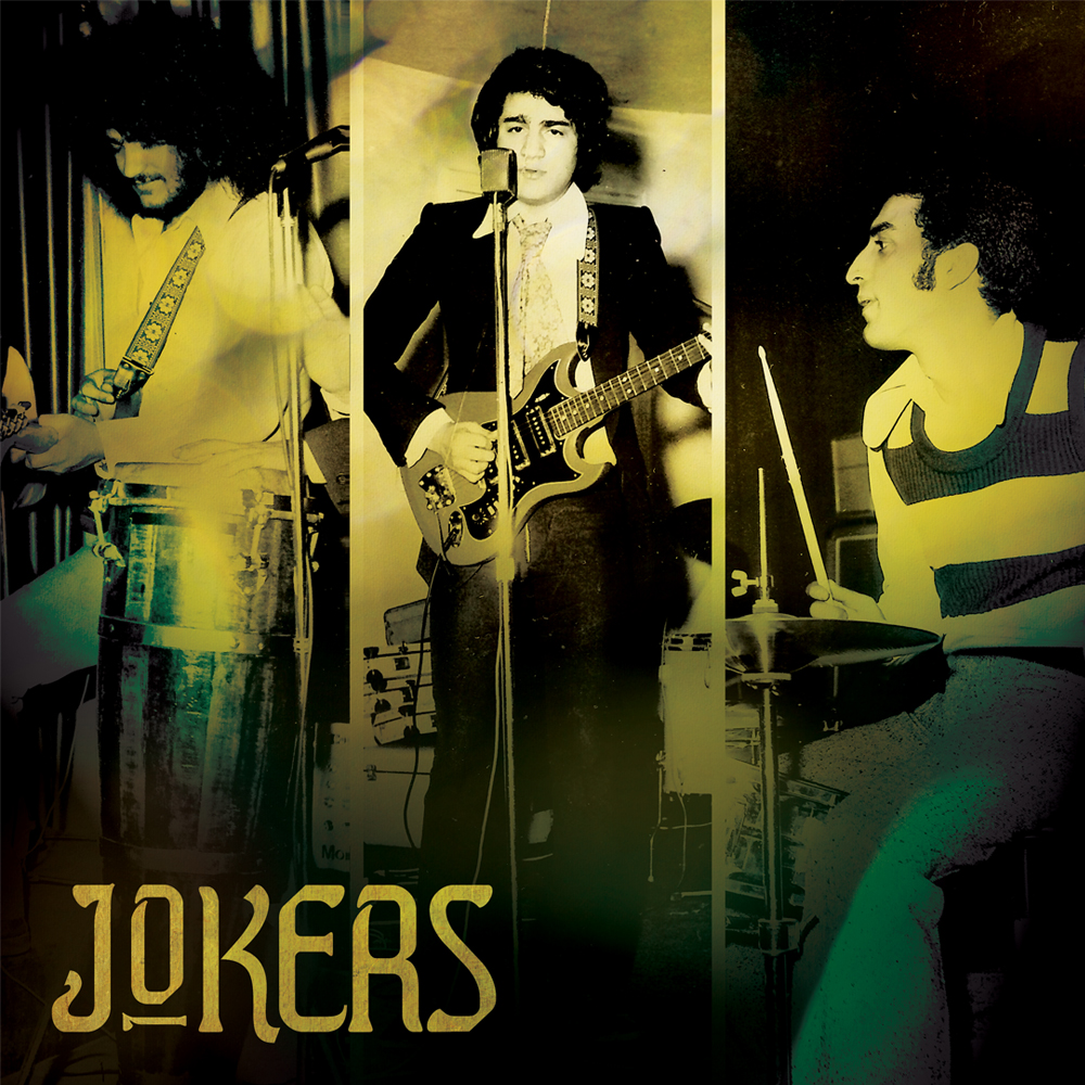 The Jokers- Self Titled